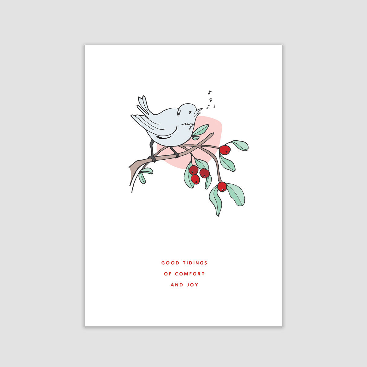 Song Bird Card