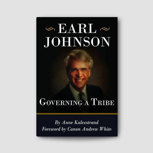 Earl Johnson: Governing a Tribe