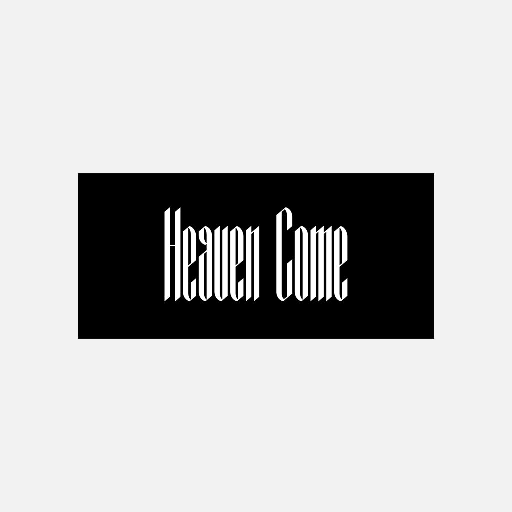 Heaven Come Sticker