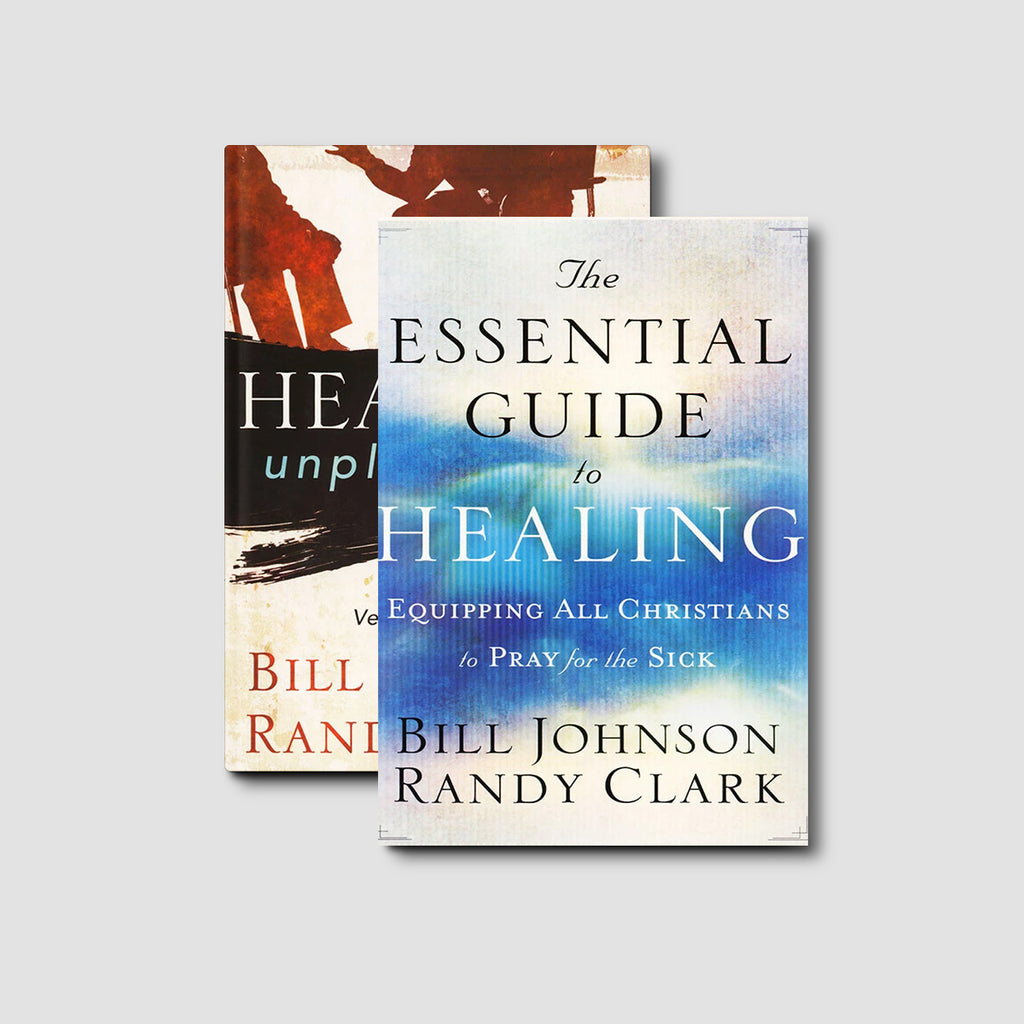 Healing Book Bundle