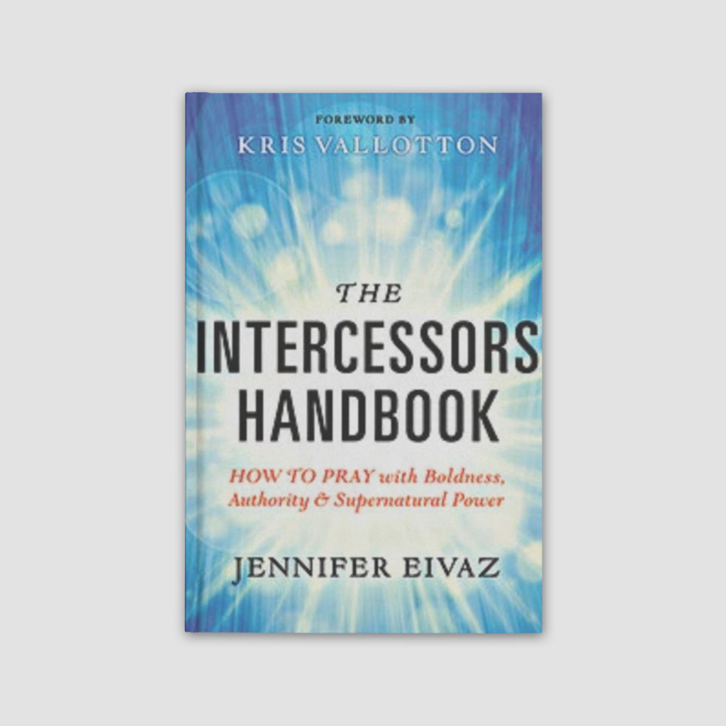 The Intercessors Handbook