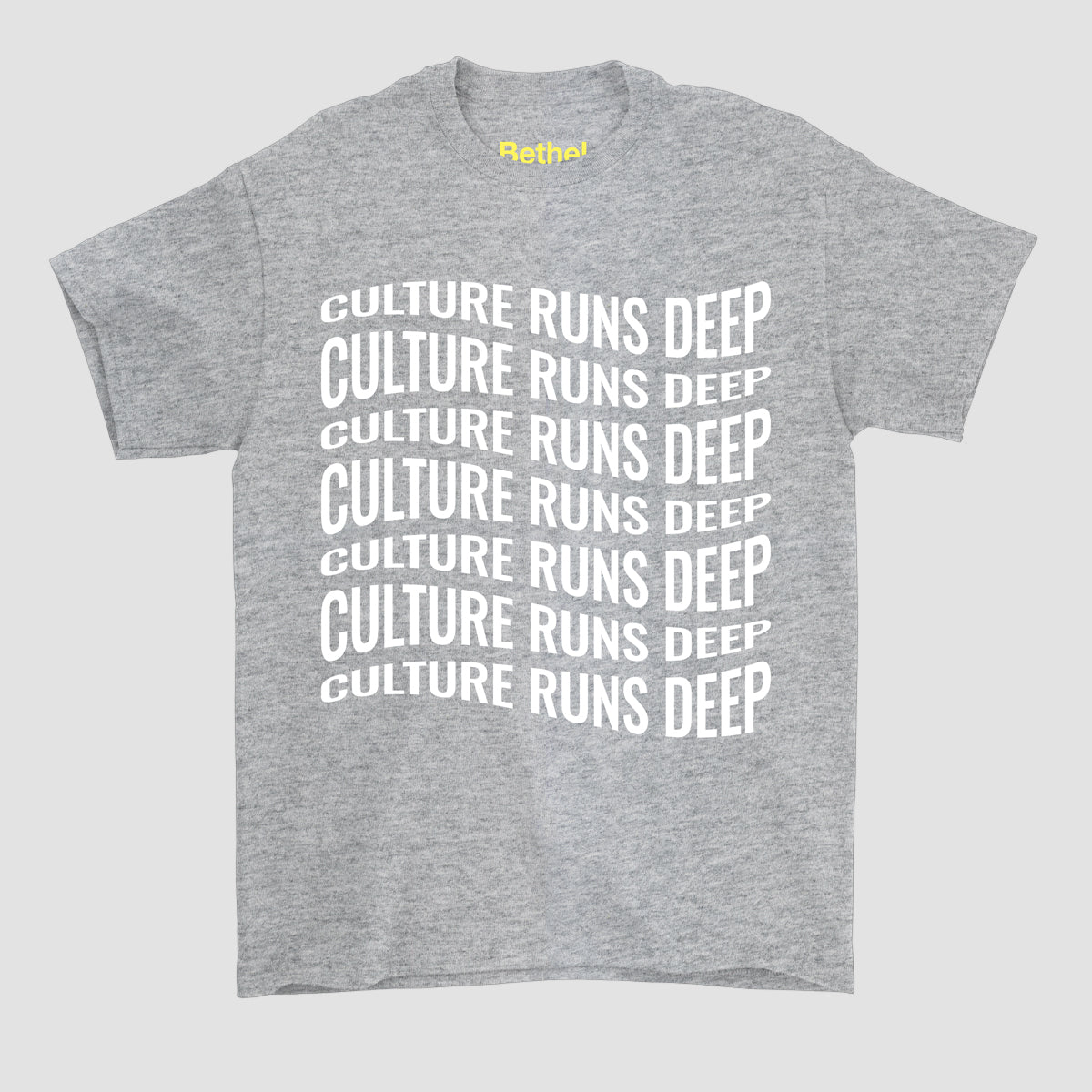Culture Runs Deep T-Shirt