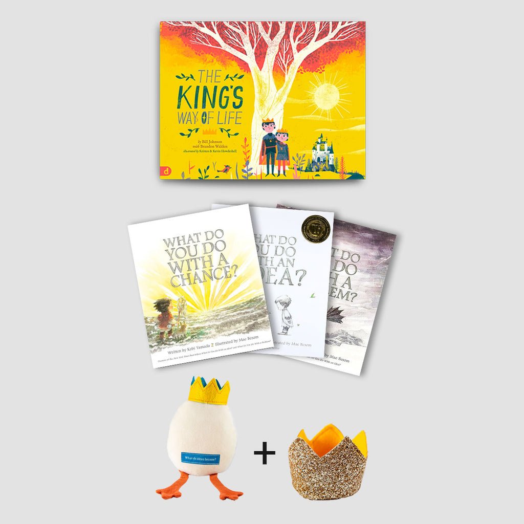 The King's Way of Life Bundle 4