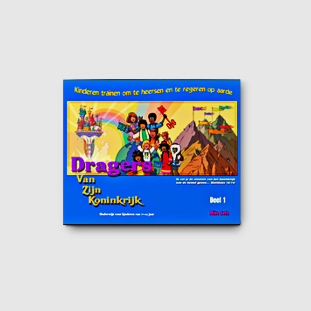 Kids Carrying the Kingdom Vol. One - Dutch