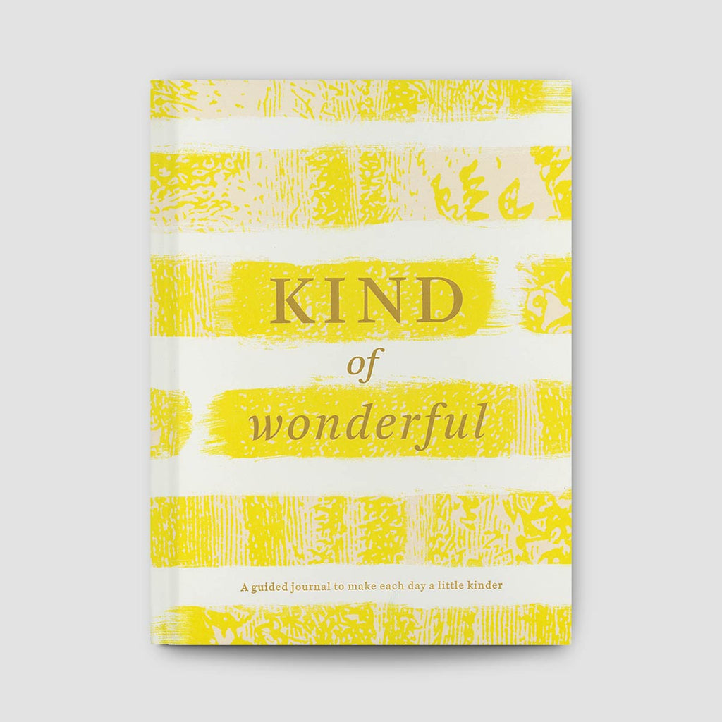 Kind of Wonderful Journal
