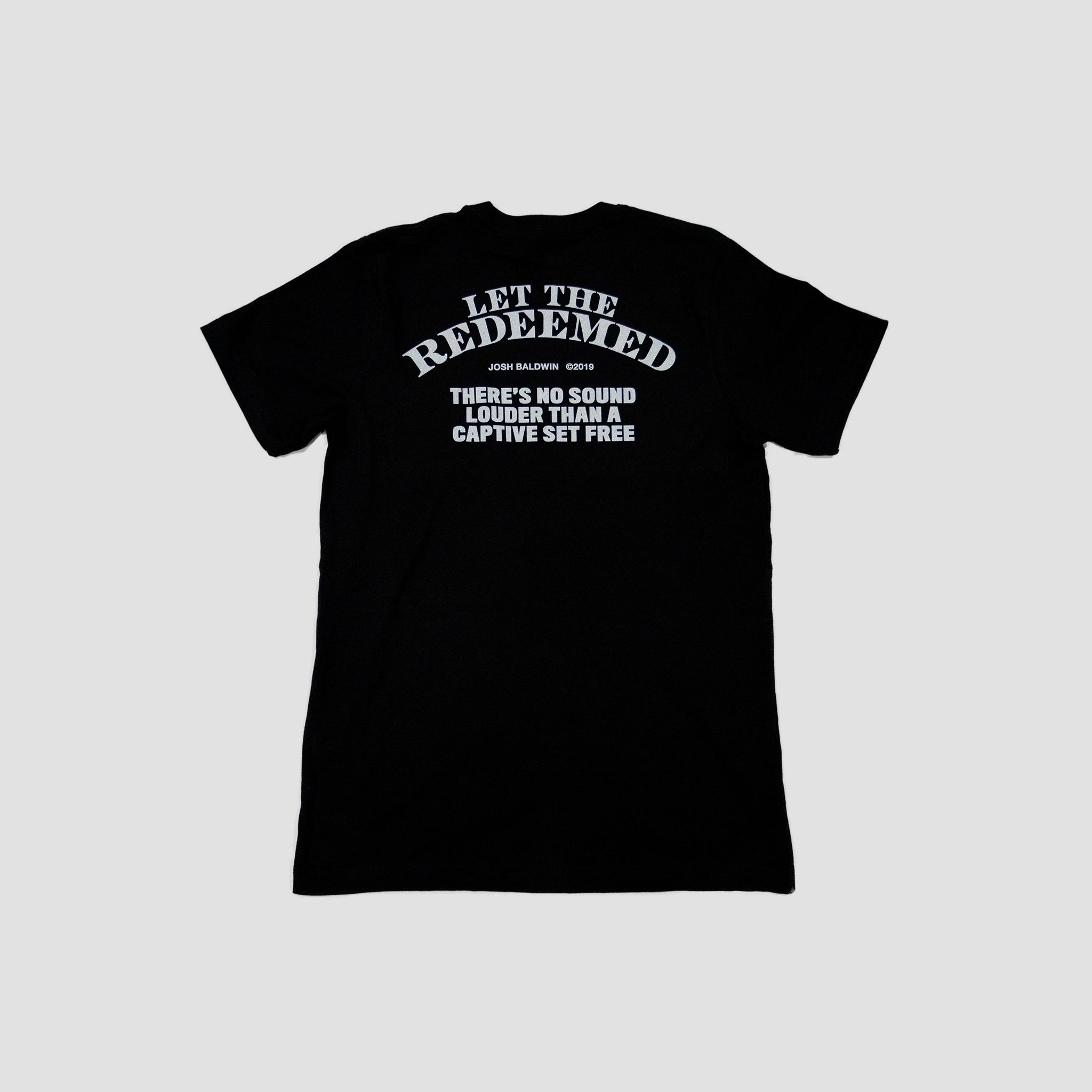 Let the Redeemed Tee
