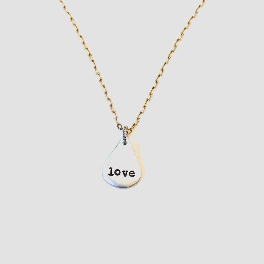 Elam Necklace - Love
