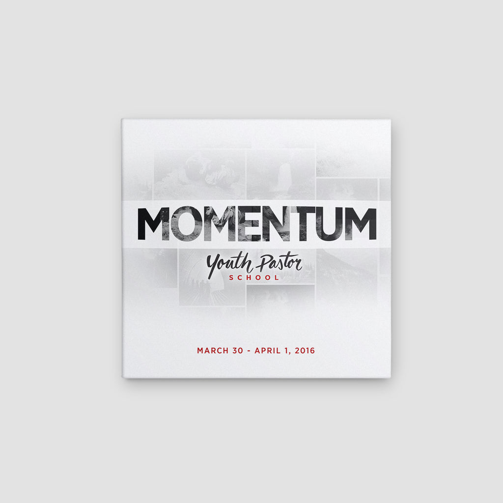 Momentum Youth Pastor Conference 2016