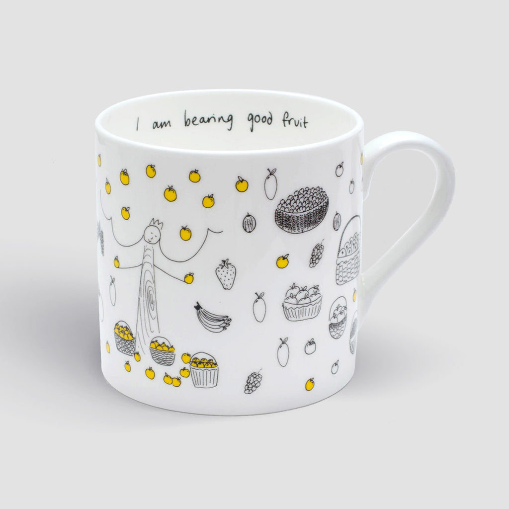 I Am Bearing Good Fruit Mug
