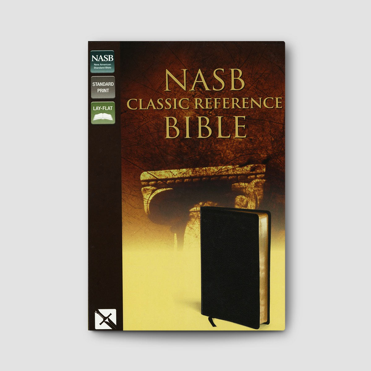 NASB Classic Reference Bible Black