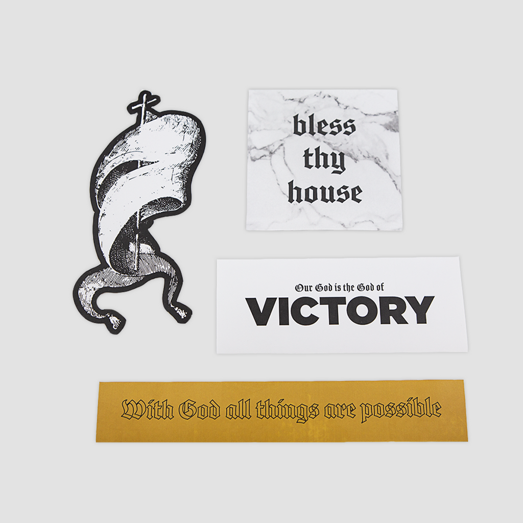 OH Victory Sticker Pack