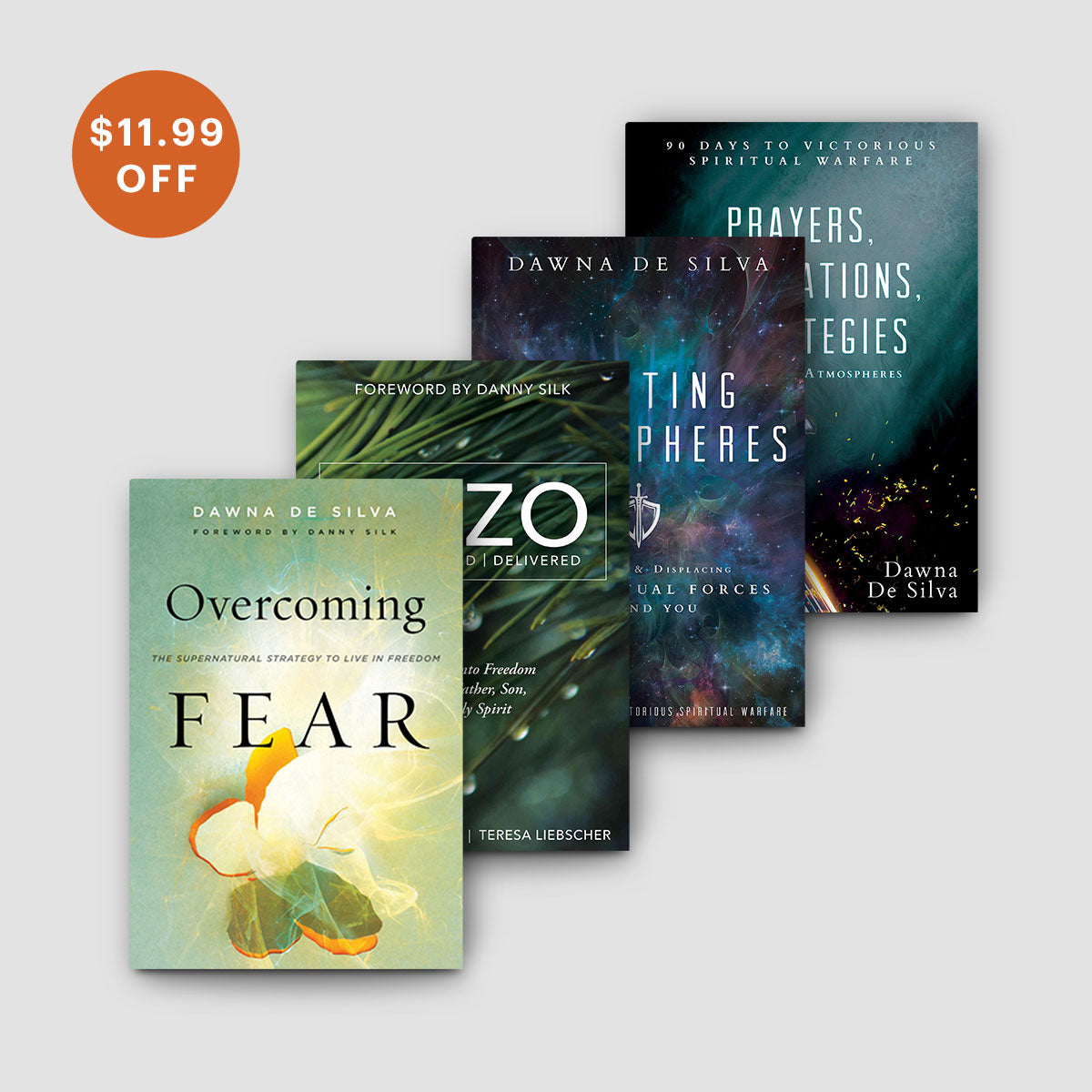 Overcoming Fear Bundles