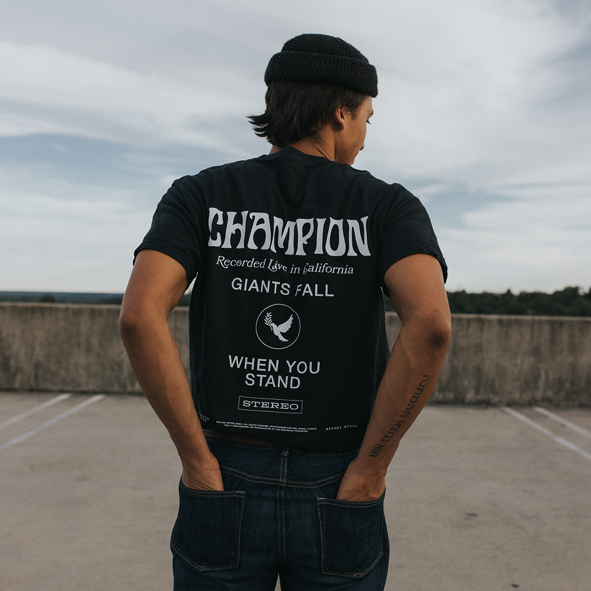 Bethel Music Champion Tee