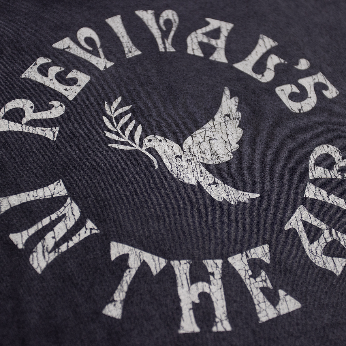 Revival's in the Air Circle Tee
