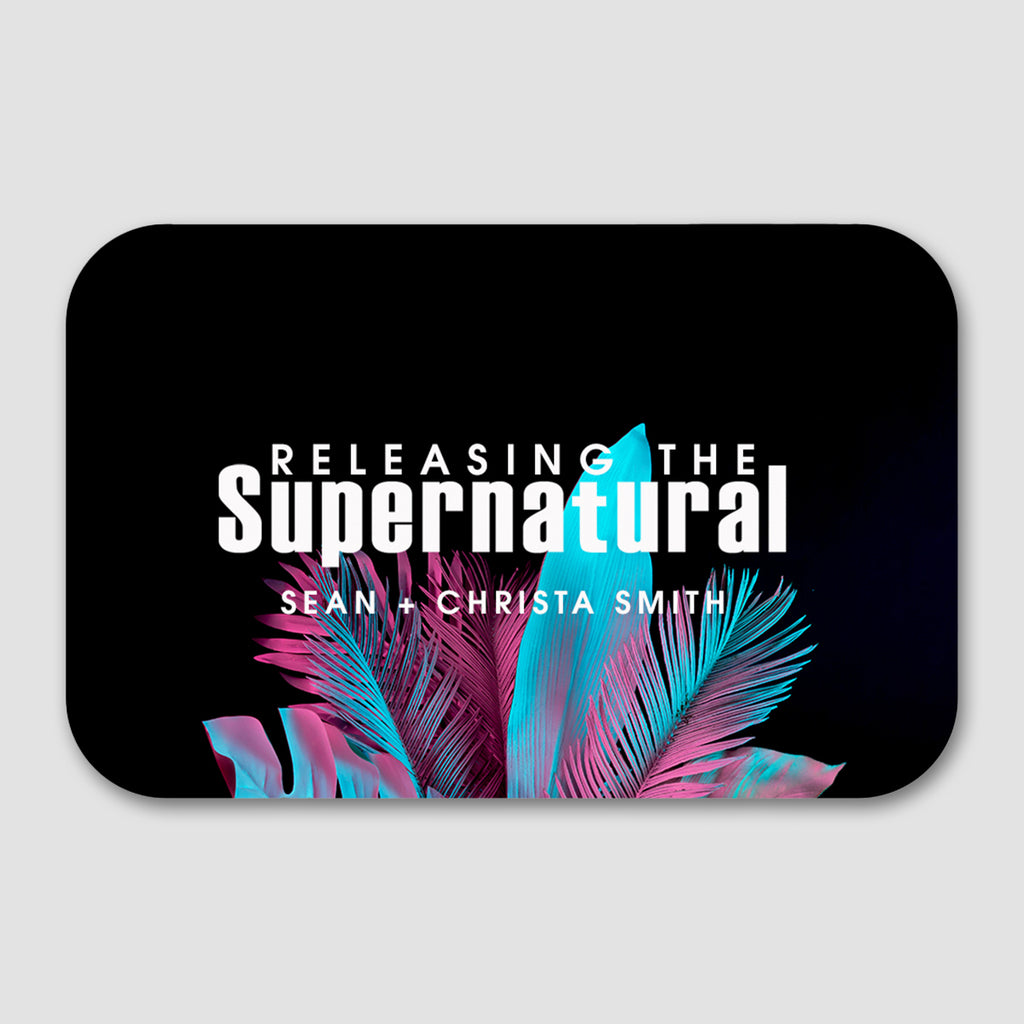 Releasing the Supernatural (USB)