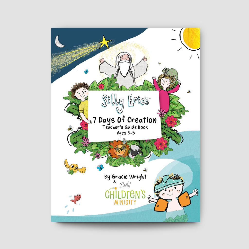 Silly Eric's 7 Days Of Creation Curriculum - Digital Bundle