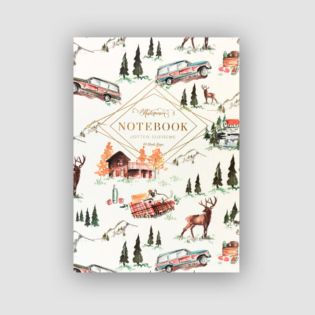 Alpine Lodge Jotter Supreme Notebook