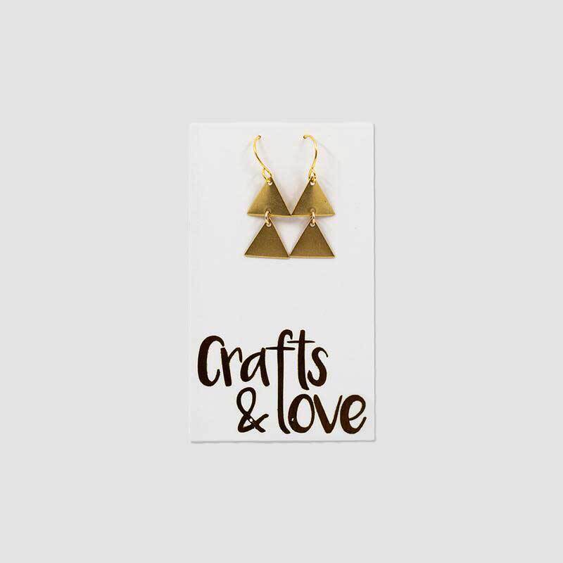 Rimi Earrings - Gold