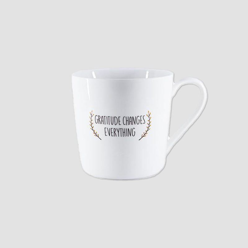 Gratitude Changes Everything Mug