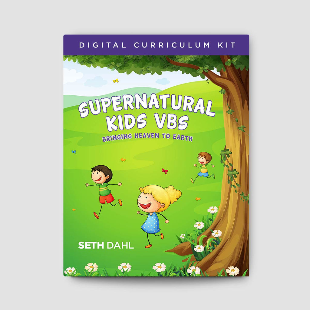 Supernatural Kids VBS PDF Kit: Bringing Heaven to Earth