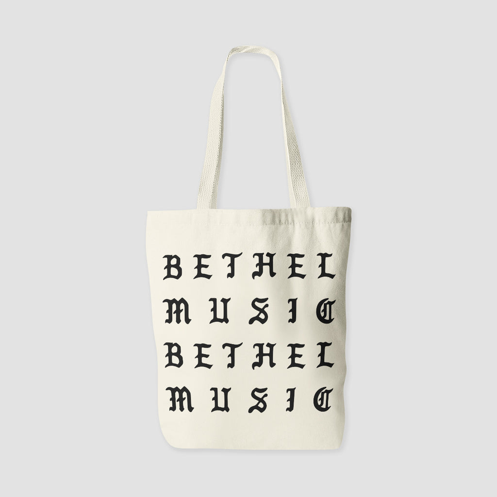 Bethel Music Canvas Tote