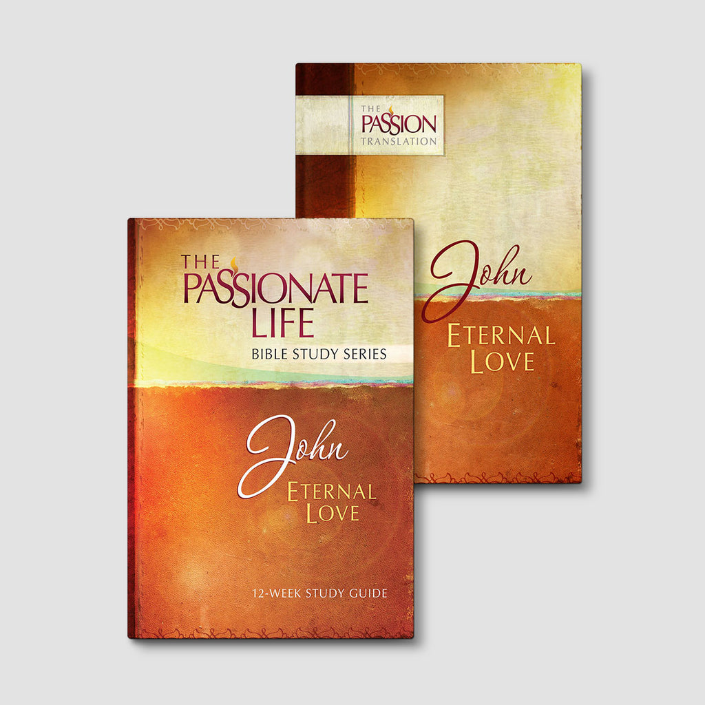 John: Eternal Love Bundle (The Passion Translation)