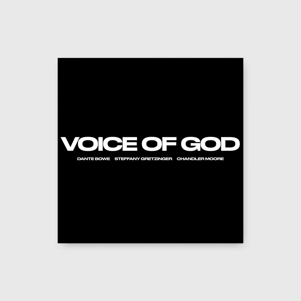 Voice of God (Single)