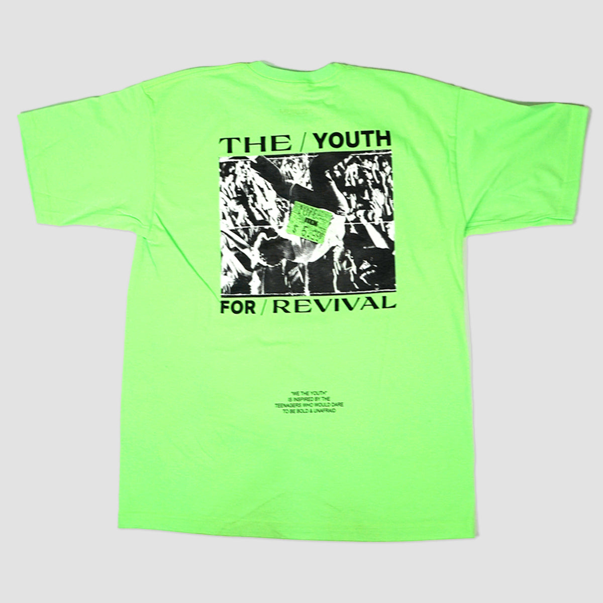 We The Youth Tee
