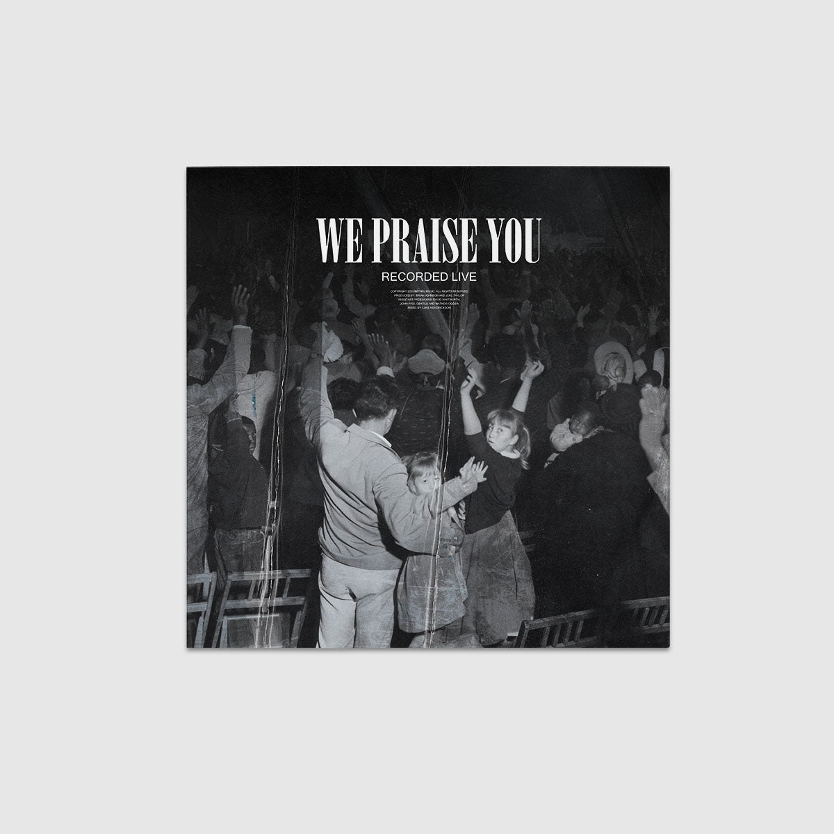 We Praise You (Live) Single