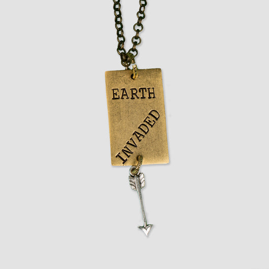 Earth Invaded Necklace