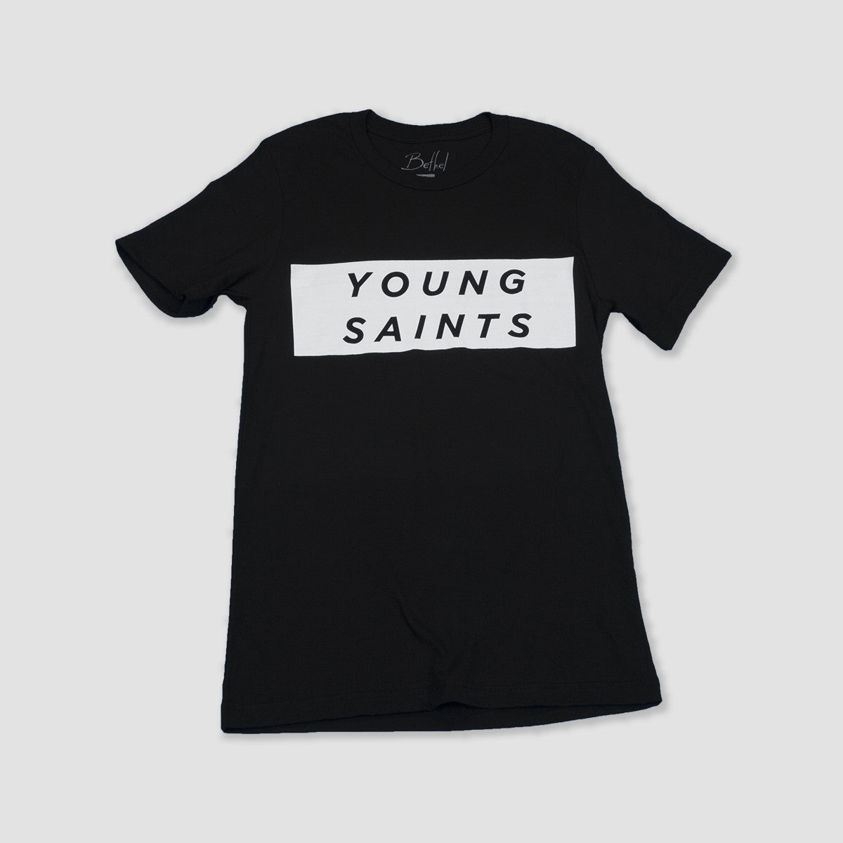 Young Saints White Box Tee