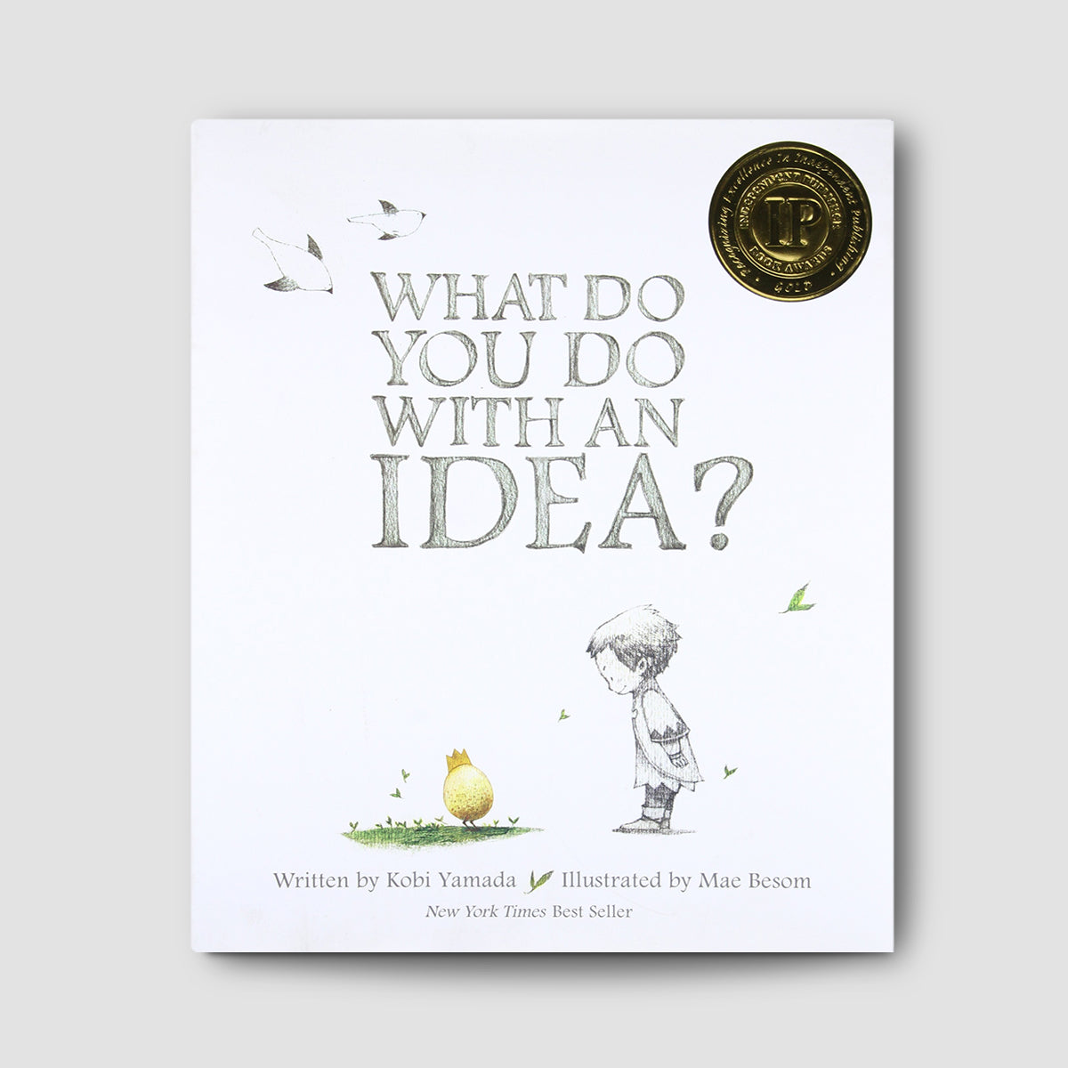 What Do You Do With An Idea