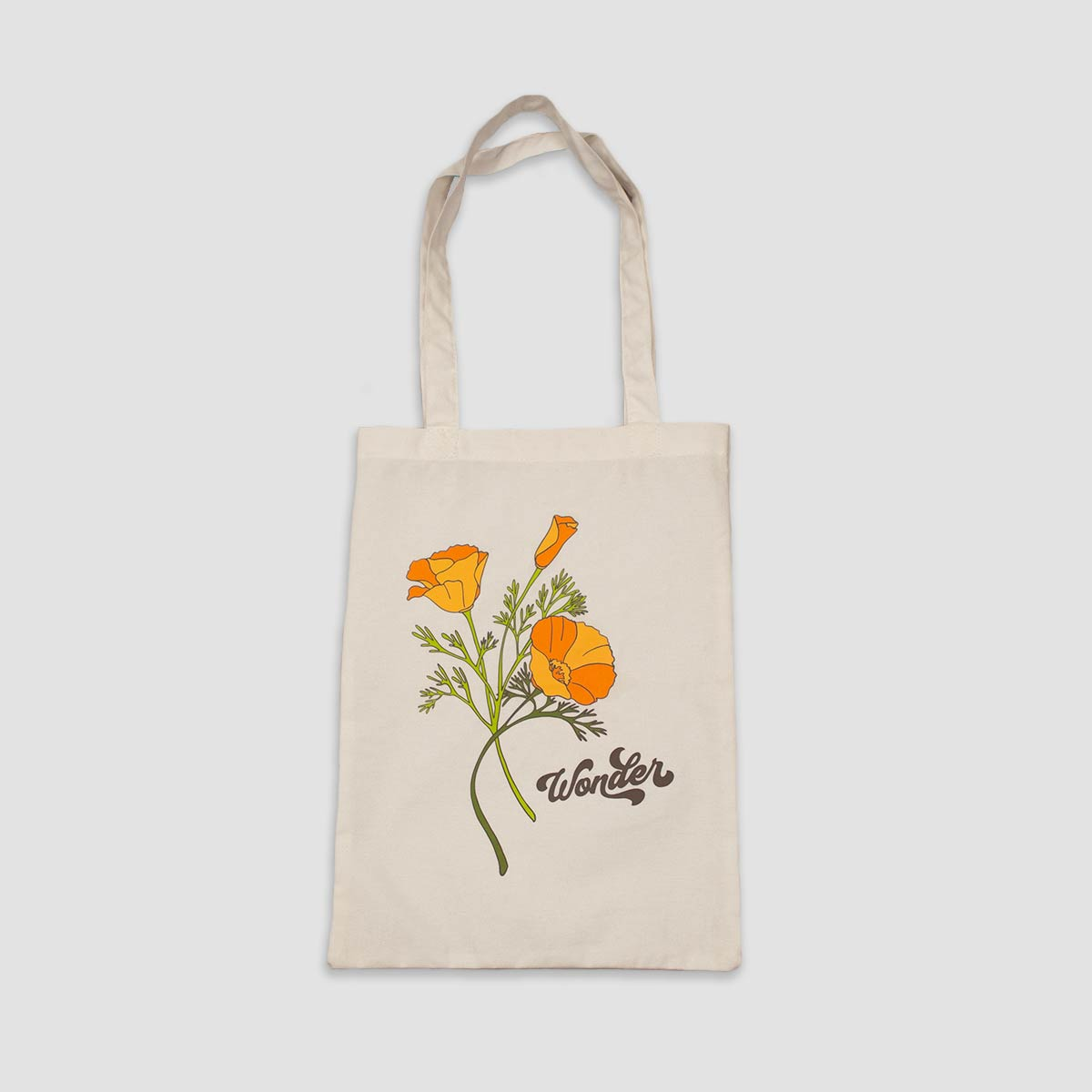 Wonder Flower Tote