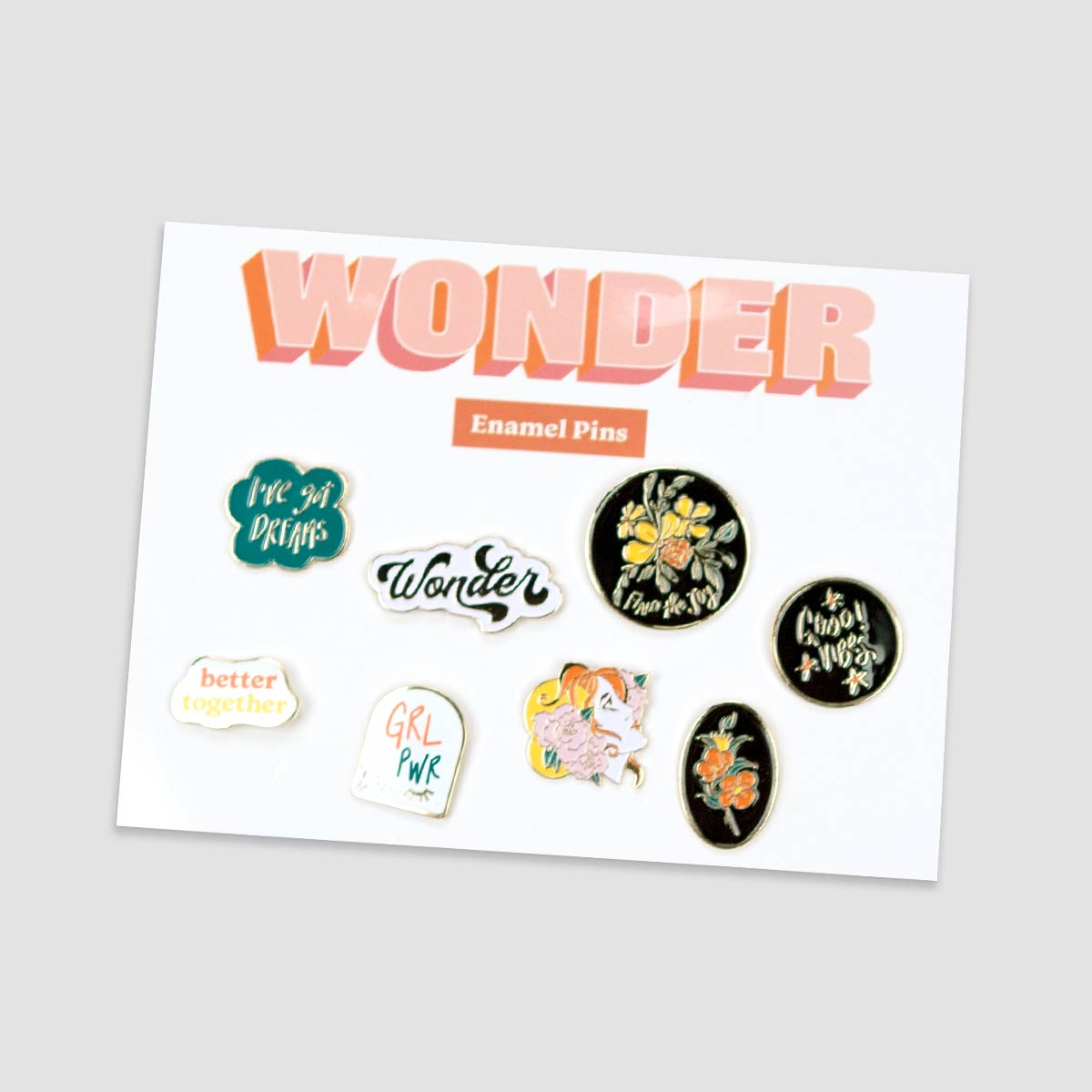 Wonder Pin Set