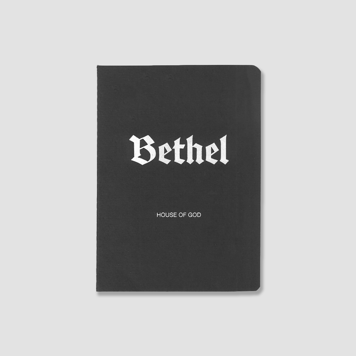 Bethel: House of God Journal