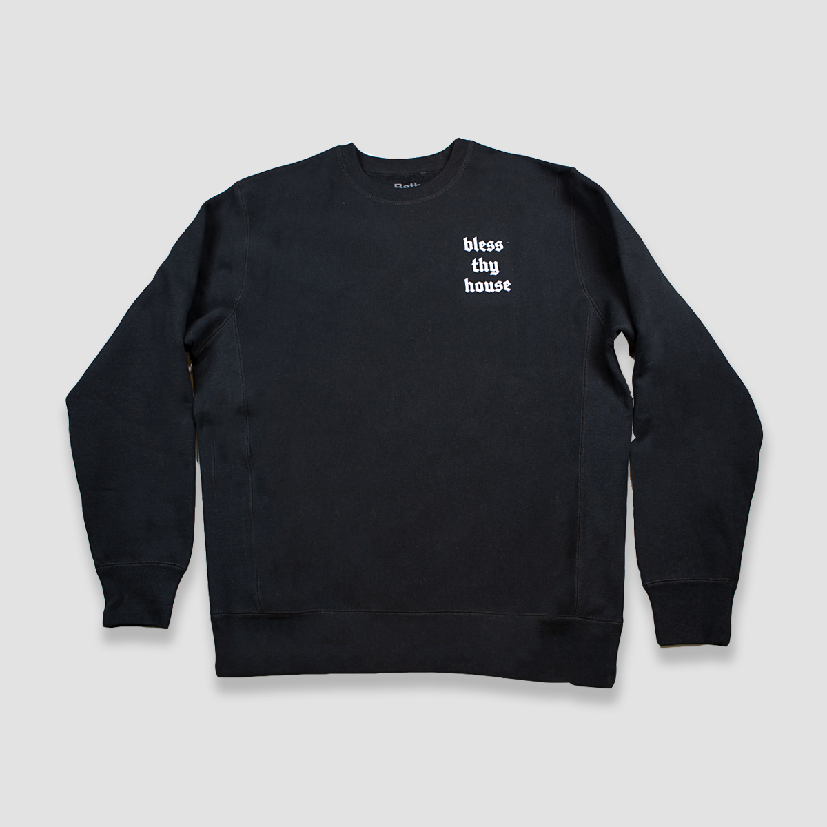 Bless Thy House Crew Neck Fleece