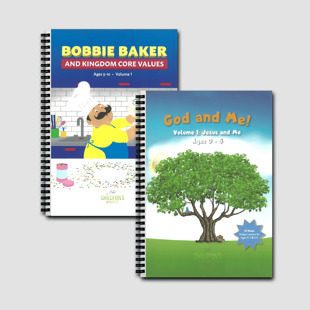 Bethel Children's Ministry Bundle