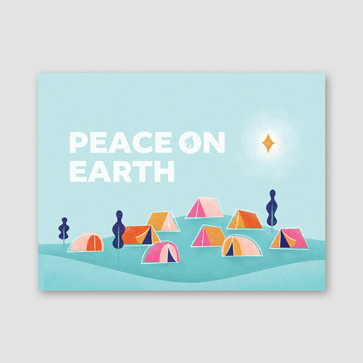 Peace on Earth: The Nativity Project Book
