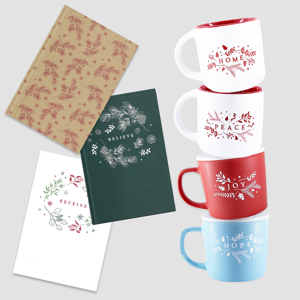 Holiday Mug & Journal Bundle