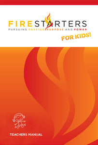 Firestarters for Kids Teachers Manual
