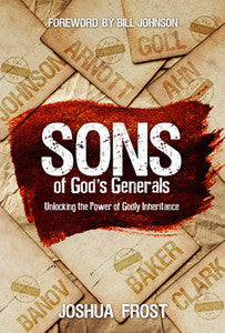 The Sons of God's Generals