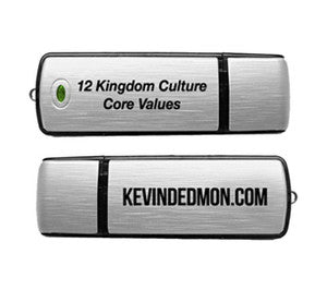 12 Kingdom Culture Core Values