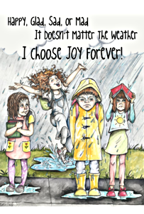 Children's Joy Poster