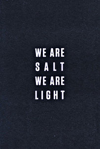 We Are Salt Journal