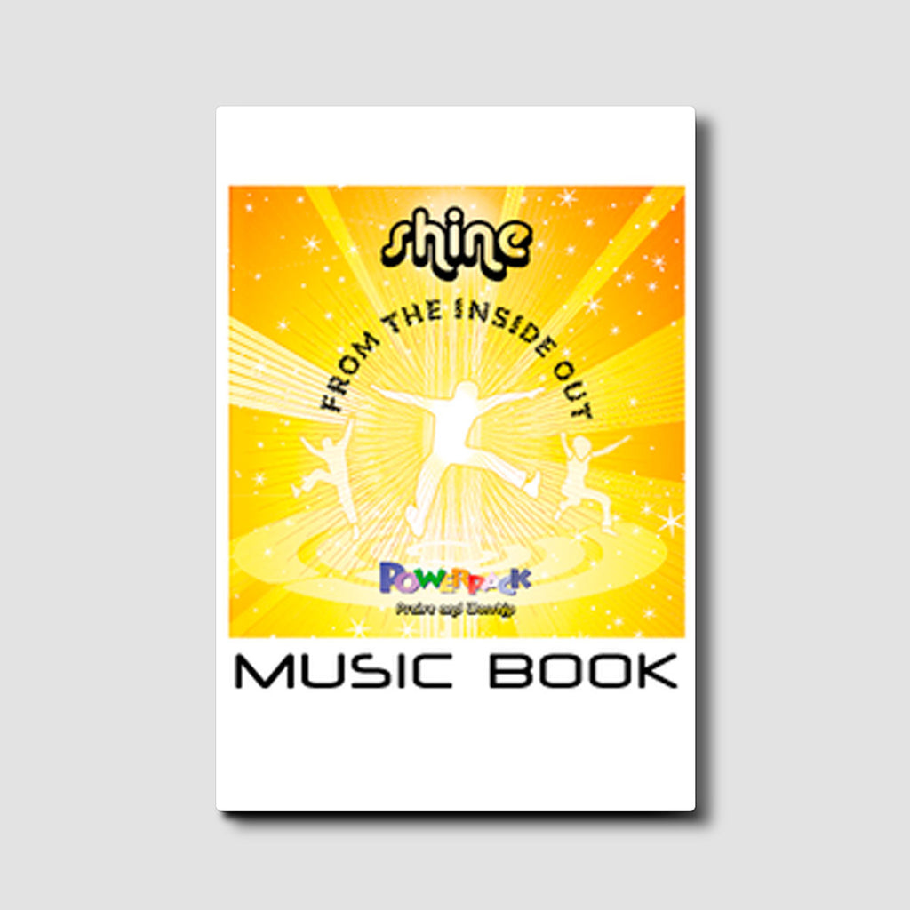 Shine Music Book