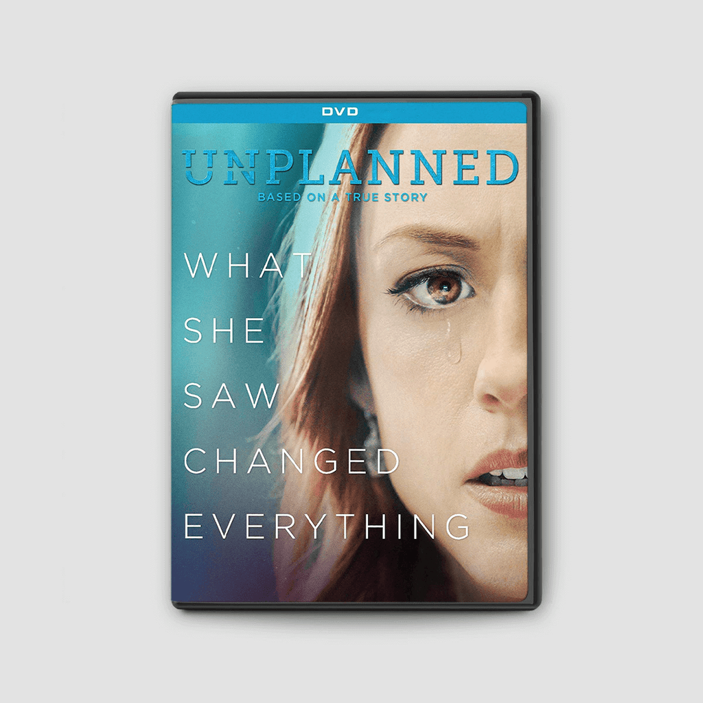 Unplanned - One Time Screening & 1 DVD