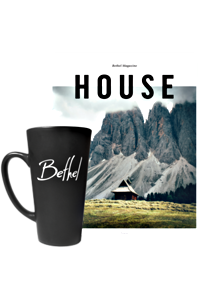 Latte Mug & House Magazine