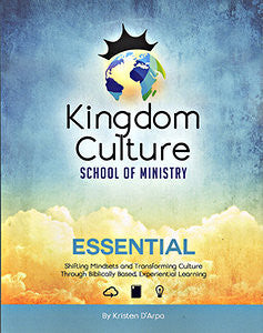Kingdom Culture School of Ministry Manual