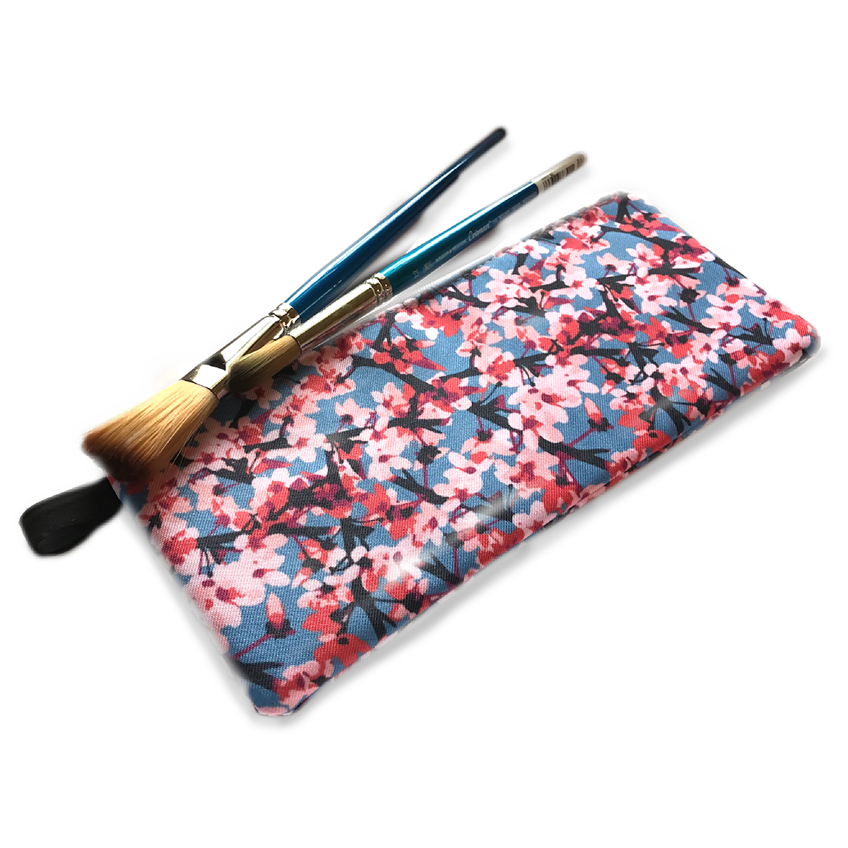 Blurred Lines Pencil Case