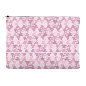 Accessory Bag gleam facet surface pattern print pink diamonds